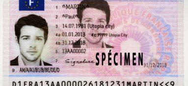 Permis et certificat d'immatriculation